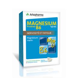 Arkopharma Magnésium et Vitamine B6 -  60 gélules