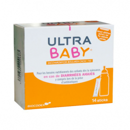Biocodex ultra baby - 14 sticks