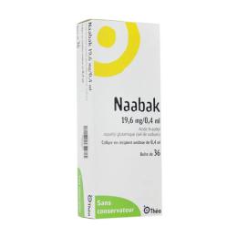 Thea Naabak - 36 unidoses