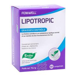 Evalar Lipotropic  - x60 comprimés