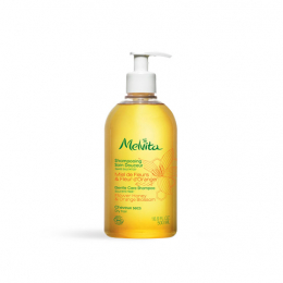 Melvita Shampooing Soin Douceur Miel de Fleurs & Fleur d'Oranger  BIO - 500ml