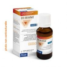 Pileje Biane D3 Flacon 20 ml