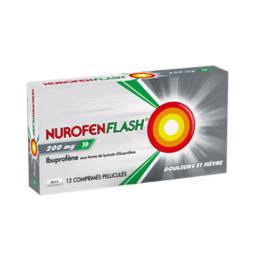 Nurofenflash 200mg - 12 comprimés Pélliculés