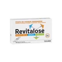 Revitalose - 14 doses de 2 ampoules