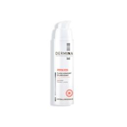 Dermina Sensi blanc Fluide hydratant éclaircissant - 40ml