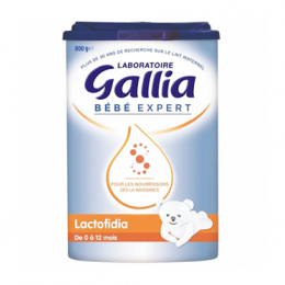 Bébé expert Lactofidia - 800g
