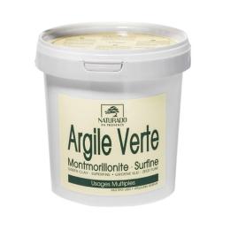 Naturado en Provence Argile verte Montmorillonite surfine - 1Kg