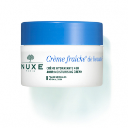 Nuxe Crème fraîche de beauté crème hydratante 48h - 50ml