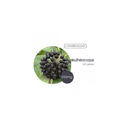 L'herbothicaire Eleuthérocoque - 200 gélules