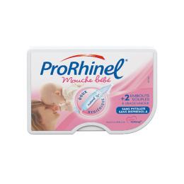ProRhinel Mouche bébé  + 2 embouts souples jetables