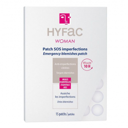 Hyfac woman active patch sos 15 patchs