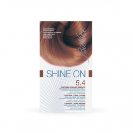Bionike Shine on soin coloration - 5.4 Chatain clair cuivré