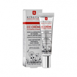 Erborian CC Crème à la centella asiatica doré - 15 ml