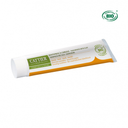 Cattier dentifrice Dentargile sauge BIO - 75ml