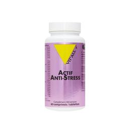Vit'all+ Actif anti-stress - 60 comprimés