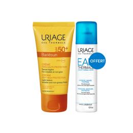 Uriage Bariésun crème SPF50 50ml + Eau thermale 50ml OFFERT