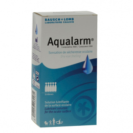 Baucsh + Lomb Aqualarm collyre - 20 unidoses 0,3ml