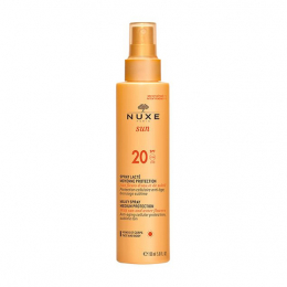 Nuxe Sun Spray lacté visage et corps spf20 - 150ml