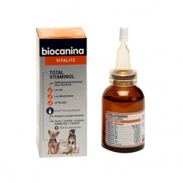 Biocatonic Total vitaminol - 30ml