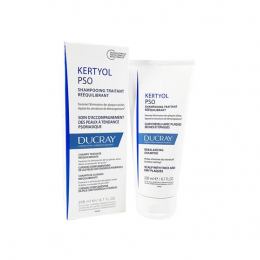 Ducray Kertyol P.S.O Shampooing traitant réequilibrant - 200ml