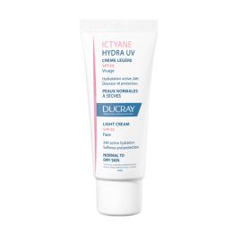 Ducray Ictyane Hydra UV crème légère SPF30 - 40ml