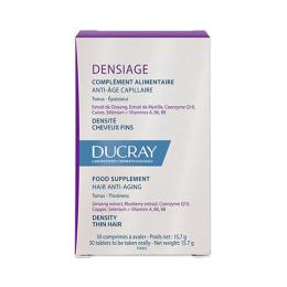 Ducray Densiage complément alimentaire  - 30 comprimés