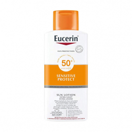 Eucerin Sun protection sensitive lotion spf50+ - 400ml