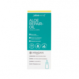 Aragan aloe repair oil - 50ml