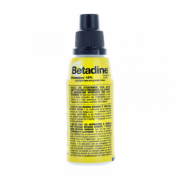 Betadine Dermique 10% solution pour application locale - 125ml