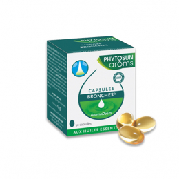 Phytosun aroms Capsules bronches -  30 capsules