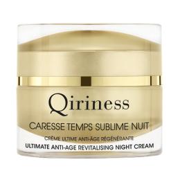 Qiriness Les essentiels Caresse temps sublime nuit crème ultime anti-âge régénérante - 50ml
