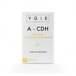 Ygie A-CDH Acide hyaluronique - 30 comprimés