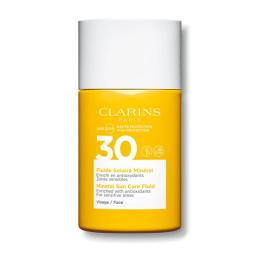 Clarins fluide solaire minéral visage UVA/UVB SPF30 - 30ml