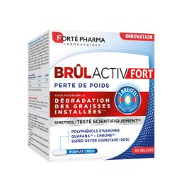 Forte Pharma Brûlactiv Fort - 60 gélules