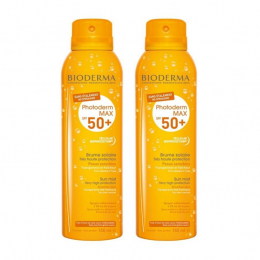 Bioderma Photoderm max brume spf50+ - 2x150ml
