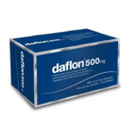 Daflon 500mg - 120 comprimés