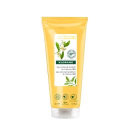 Klorane Gel Douche Nutritif au Cupuaçu Bio Parfum Fleur d'Oranger - 200ml