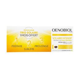 Oenobiol Solaire intensif préparateur peau sensible - 3x30 capsules