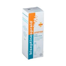 BiseptineSpraid Pulvérisateur - 125ml + godet