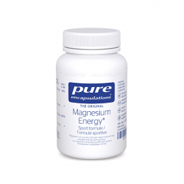 Pure encapsulation Magnésium energy - 60 capsules