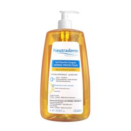 Gel douche surgras dermo-protecteur - 1L