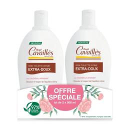 Rogé Cavaillès Soin naturel toilette intime Extra-doux - 400ml