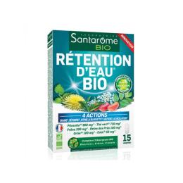 Santarome BIO Rétention d'eau BIO - 15  comprimés