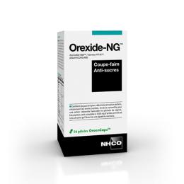 Nhco Orexide-NG Coupe-faim/Anti-sucres - 56 gélules