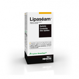 NHCO Lipaséam Satiété/Contrôle des lipides- 84 gélules
