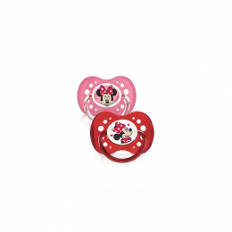Sucette  18m+ - Duo Minnie