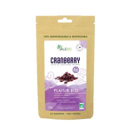 Valebio Cranberry baies de canneberge BIO - 170g