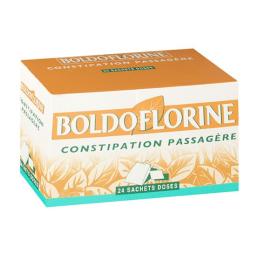 Boldoflorine tisane constipation passagère - 24 sachets