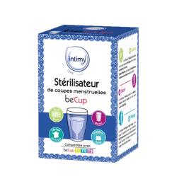 Intimy BeCup Stérilisateur de coupe menstruelles