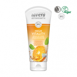 Lavera High vitality Douche soin BIO - 200ml